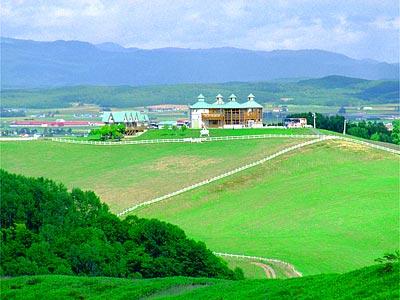 士別市を巡る旅 羊と雲の丘&九十九山